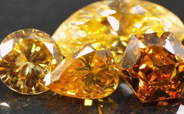 カラーダイヤモンド博士 カラーダイヤモンドについて ピンク