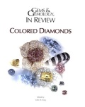 GEMS&GEMOLOGY IN REVIEW COLORED DIAMONDS 表紙